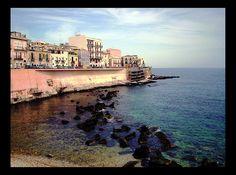 Ortigia, Sicily.