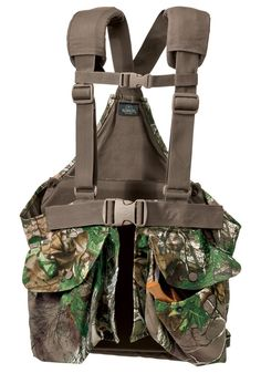 RedHead® Turkey Vests for Youth   Bass Pro Shops #turkeyhunting #huntinggear #kidshuntinggear #turkeyvest