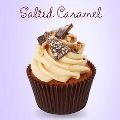 Salted caramel cupcake - Peggy Porschen