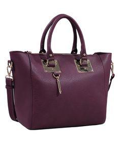 Tops Handbags Wine Tote | zulily