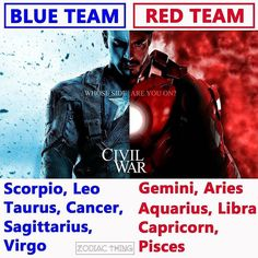 #BLUE TEAM, I've supported them from the start but now it's confirmed I'm a true believer