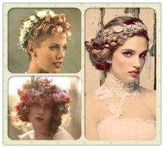 Matching Your Wedding Hairstyle With Your Veil or OtherHeadpiece