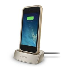 Mophie 2308 Juice Pack Dock for iPhone 5/5s/SE - #2308_DOCK-JP5-DESK