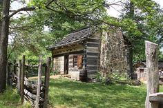 Lincoln Boyhood National Memorial - Wikipedia, the free encyclopedia
