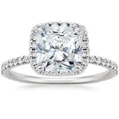 18K White Gold Waverly Diamond Ring (1/2 ct. tw.) from Brilliant Earth