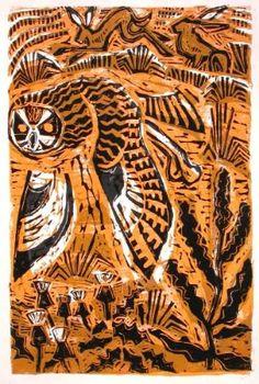 owls | Greg Poole – Artist / Illustrator based in Bristol, UK