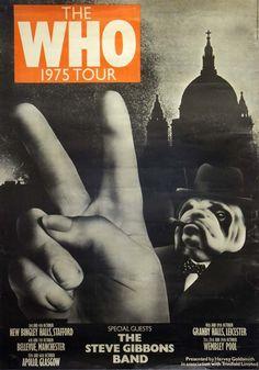 Who 1975 tour