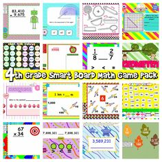 FlapJack Educational Resources: Smart Board