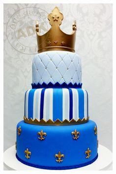 Prince cake.                                             I love her work, Karine…