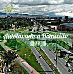 En Bogotá, disfruta del mejor servicio de autolavado a domicilio Reserva ya en www.greenservice.com