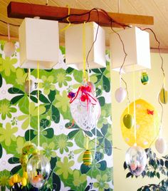 Easter decorations :)