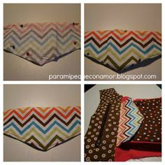 Para mi peque con amor: Riñonera con bolsillo de fuelle. Tutorial Valance Curtains, Christmas Crafts, Home Decor, Disney, Hip Bag, Craft, Amor, Sew, Outfits