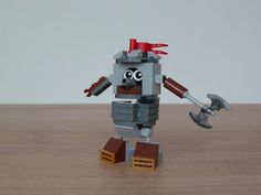 lego mixels max instructions series 8