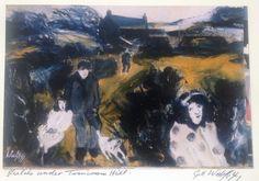 gill watkiss Paintings, Day, Artist, Paint, Painting Art, Artists, Painting, Portrait, Amen