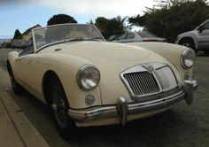 1959 MGA Monterery, California