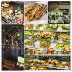 @ The Lime Tree Cafe