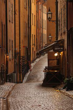Gamla Stan Stockholm (by Russ David)