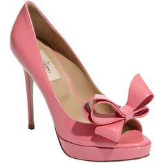 These could be really cute bridesmaid shoes. For more inspiration, follow us on Twitter - https://twitter.com/BridalMentor.