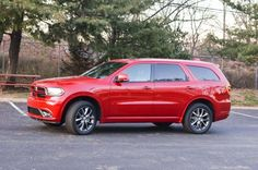 2015 Dodge Durango Limited Rallye AWD