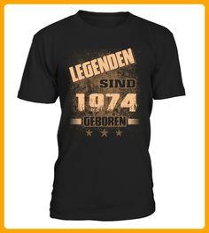 LEGENDEN SIND 1974 GEBOREN - Shirts für zelter (*Partner-Link)