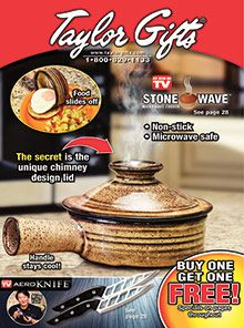 Taylor Gifts Catalog - Gifts for the home from Taylor Gifts