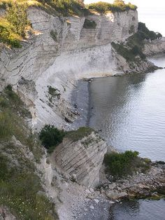 Stevns Klint, Højerup, Denmark - now on UNESCO's World Heritage List (2014).