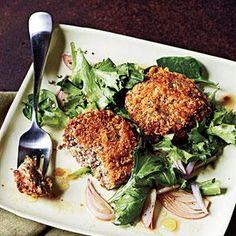 Potato, Mushroom, and Leek Croquettes Recipe | MyRecipes.com