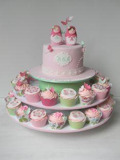 Just call me Martha: June cakes