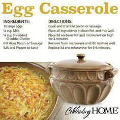 Egg Caserole