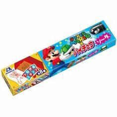 Super Mario x Hi-chew Ramune Flavor