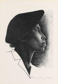 ARTIST OF THE DAY - ELIZABETH CATLETT  d706aa62ce96