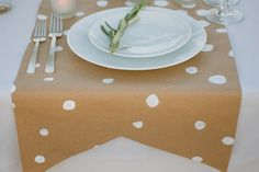 I SPY: Using Pattern in Your Wedding Design: Polka Dots