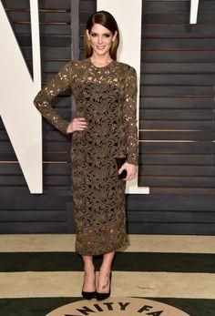 """Ashley Greene auf der """"Vanity Fair""""-Oscar-Party"""