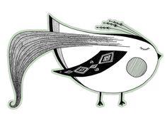 love bird illustration - Google Search