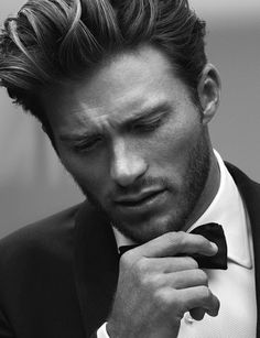 """""""Some of my earliest memories are being on set with my dad, that was just work – busy people all over the place with no noticeable degree of difference between them. There wasn't some unusual quality called fame. Even when I eventually got camera time, I didn't get special treatment. If anything, my dad was harder on me."""" - Scott Eastwood Man of the World Issue #7"""