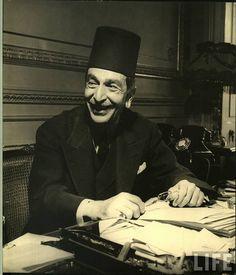 Ismail Pasha Teymour one of the kings' Chamberlains