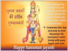 The team of AstroDevam.com wishes you Happy Hanuman Jayanti 2016 .