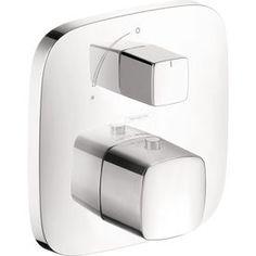 Hansgrohe Chrome Tub/Shower Trim Kit 15775001