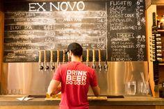 The Hop Review – Interviews & Beer Banter – Detour: Portland, OR – Ex Novo…