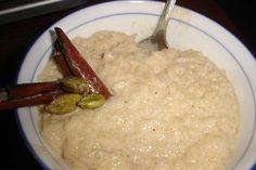 Crock Pot Rice Pudding