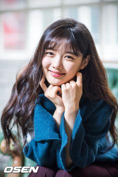 korean actress and kim yoo jung image Korean Star, Korean Girl, Asian Girl, Child Actresses, Korean Actresses, Kim Yoo Jung Photoshoot, Kim Joo Jung, Girl Drama, Asian Short Hair
