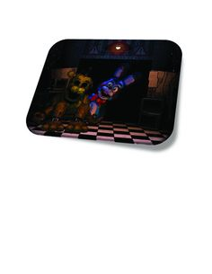 Nice FNAF Mouse Pad Five Nights at Freddy's Bonnie and Freddy