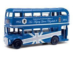 Diamond Jubilee Routemaster Bus