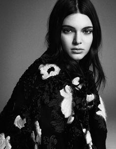 Kendall Jenner, by Iango Henzi & Luigi Murenu Vogue Japan (November '15)