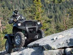 Used 2015 Kawasaki Brute Force® 750 4x4i EPS ATVs For Sale in New York.