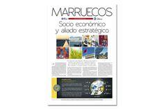 EL PAIS (Special Report for Marruecos) ©www.aunioncreatividad.com
