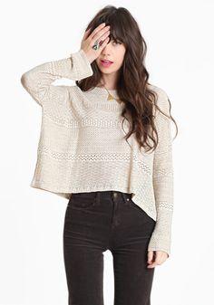 Sweater...so cute.