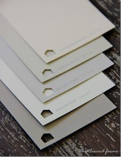 The Best Gray Paint Colors In the Universe from Thistlewoodfarms.com  Best 5 Grays, ever... plus this one #6. Versatile Gray SW