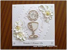 hania739: Pamiątka I Komunii Św. Frame, Home Decor, Cards, Picture Frame, Decoration Home, Room Decor, Frames, Hoop, Interior Decorating