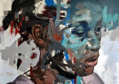 lionel smit... south africa.. if you wanted to buy his work, there is a 2 year waiting list..